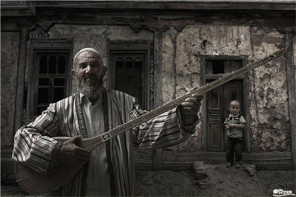 爷孙俩 Grandpa And Grandson